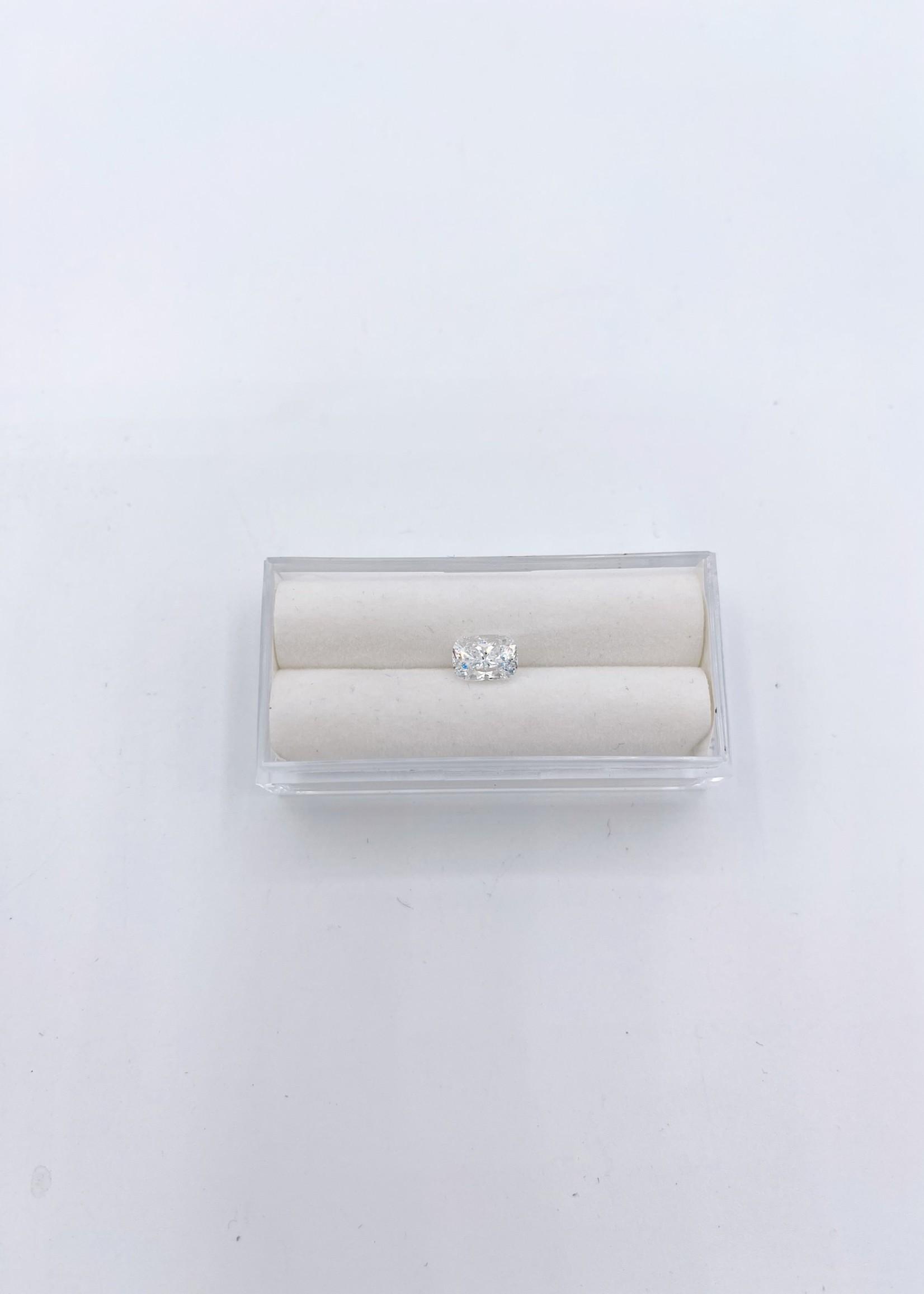 Lannyte Lannyte Cushion Cut 1.81ct 1.5/7x5mm  White