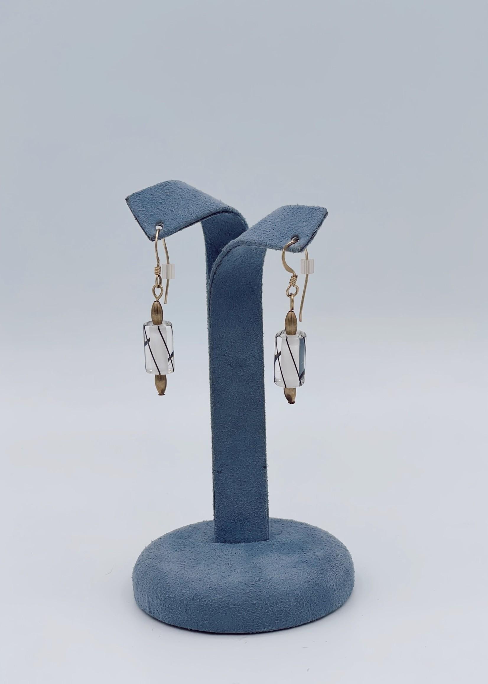 CJ Designs Fashion Drop Earrings