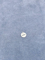 Rembrandt Charms Lady's Sterling Silver Hope Charm Pendants