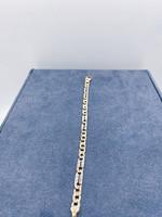 Estate Men's Bracelet 18k Y