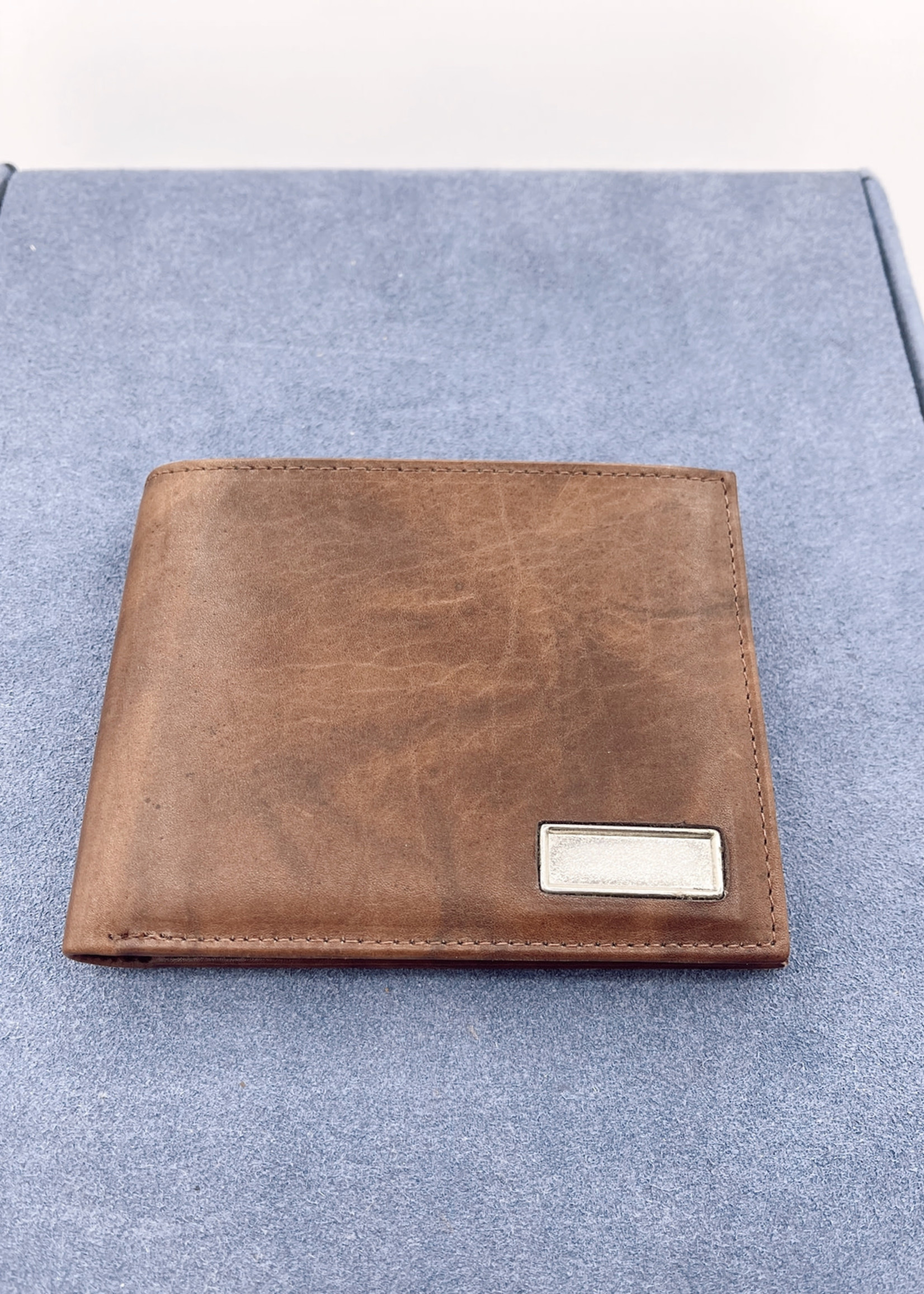 Legere Brown Leather Wallet