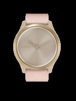 Garmin Garmin Watch Vivomove, LIght Gold, Blush Pink Nylon Band