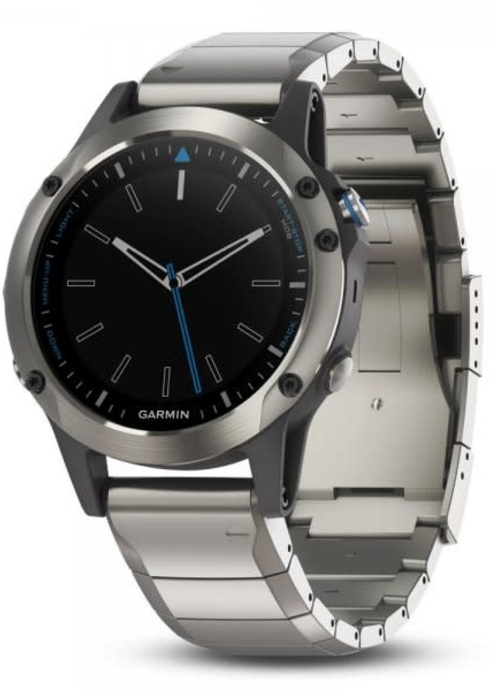 Garmin Quatix 5, Sapphire, GPS Watch
