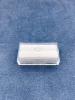 Lannyte Lannyte Oval Cut 3.02cts 9x7mm White
