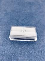 Lannyte Lannyte Round Cut 4.54cts 9mm White