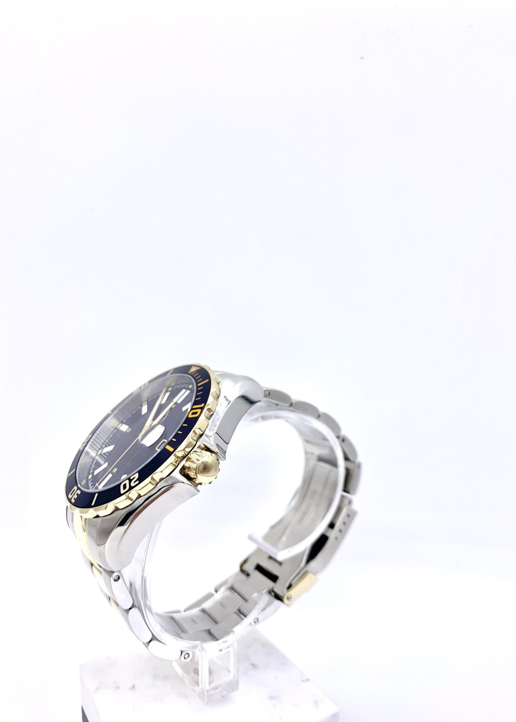 CJ Designs CJ Watch-two tone 48mm