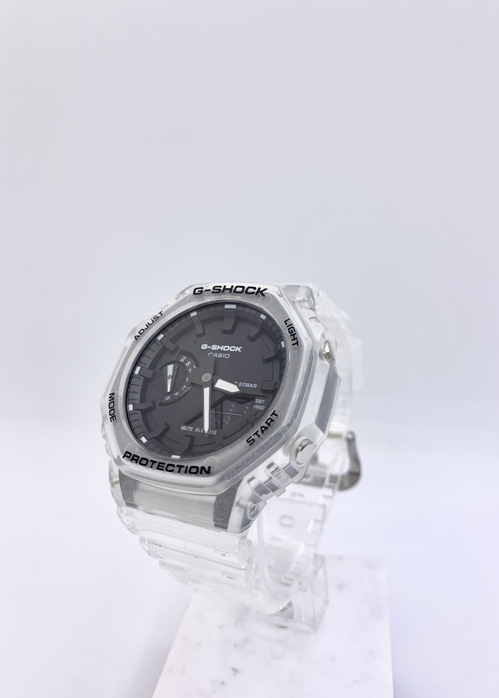 Special Edition Clear G-Shock Casio