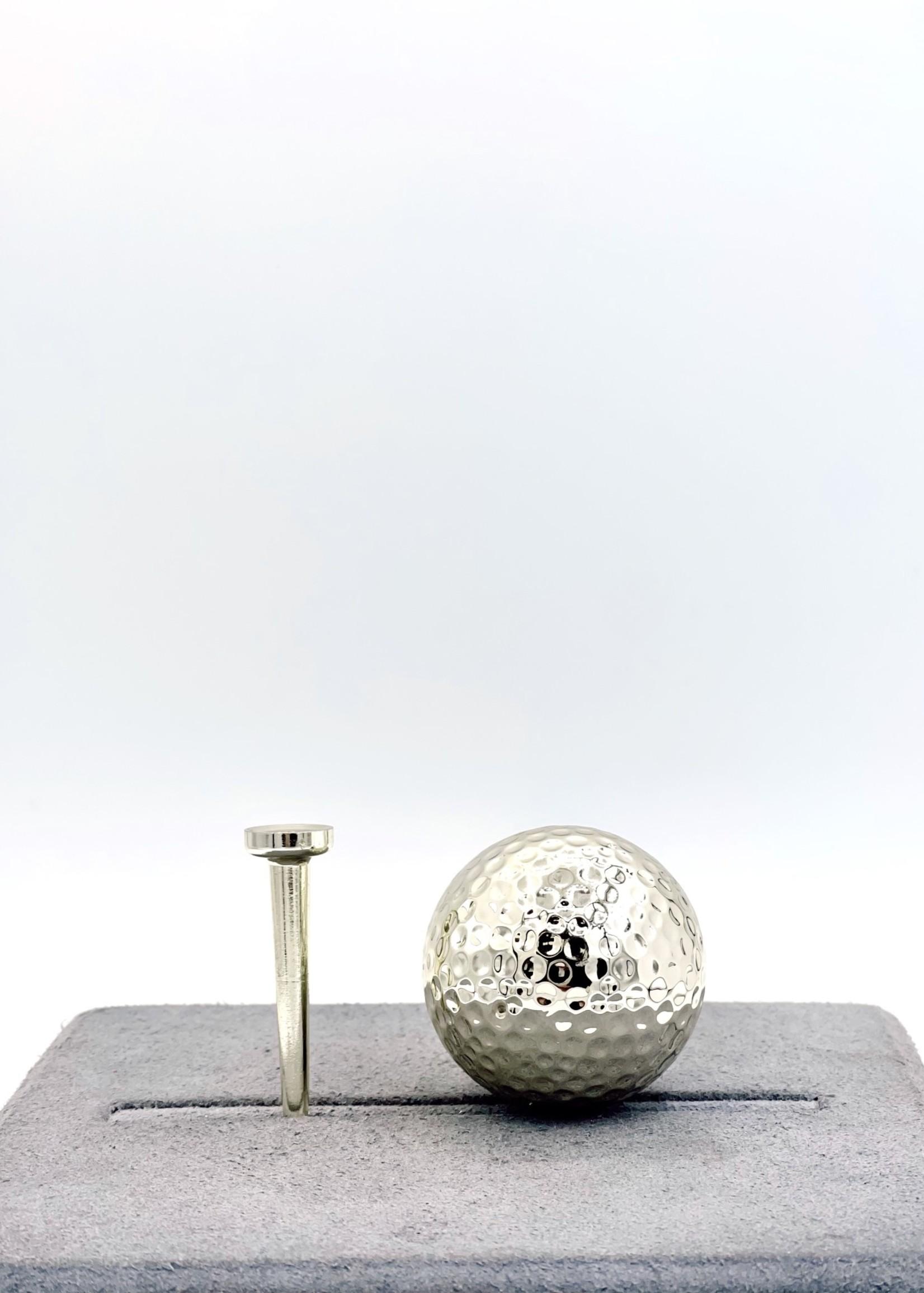 24k Rose & Loyalty Co. Golf Ball & Tee 24KP