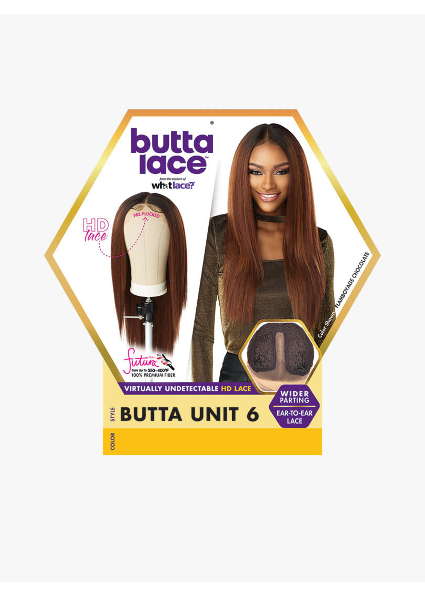 Sensationnel Butta Lace Unit 6