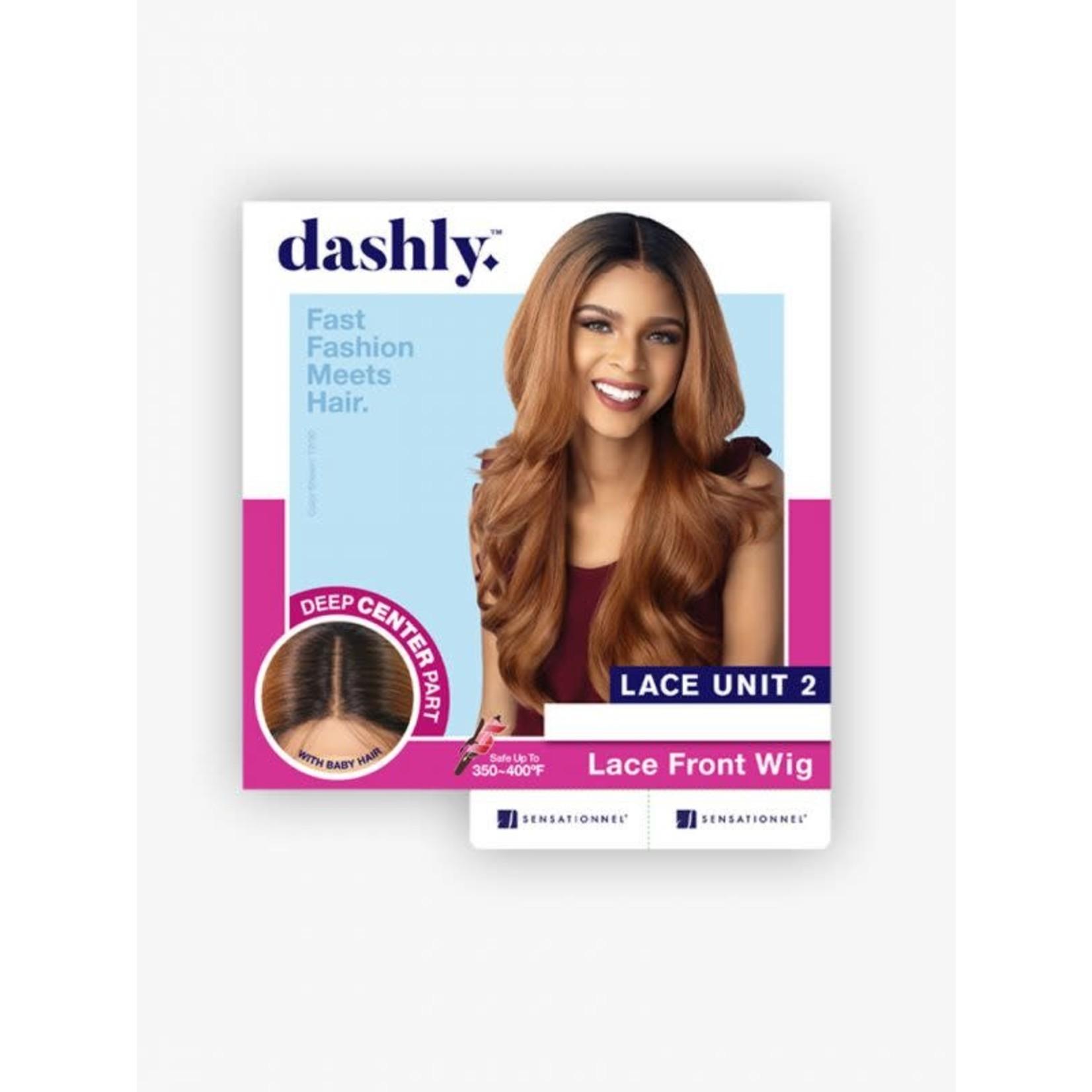Sensationnel Dashly Lace Wig Unit 2