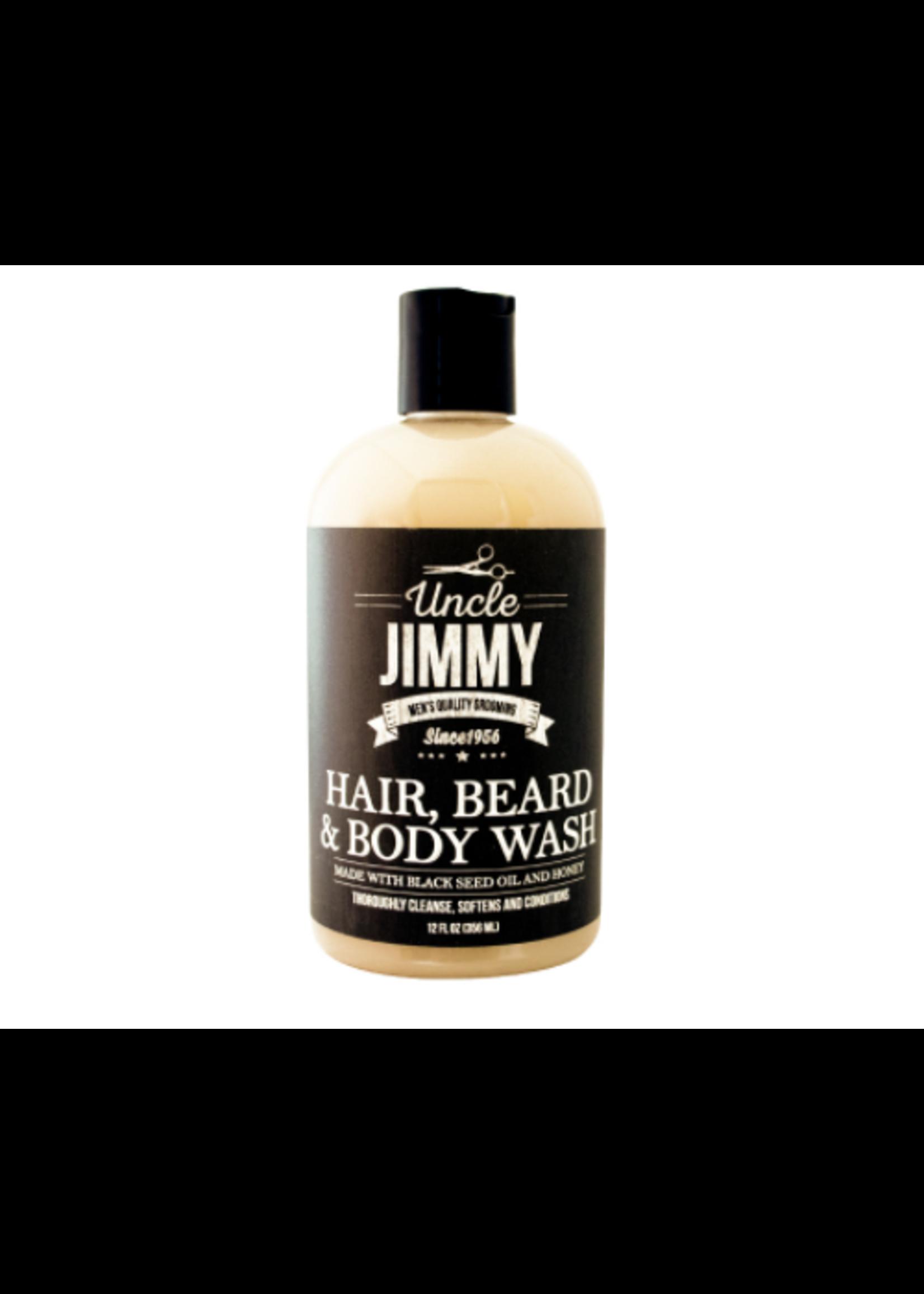 Uncle Jimmy Uncle Jimmy Hair, Beard, & Body Wash