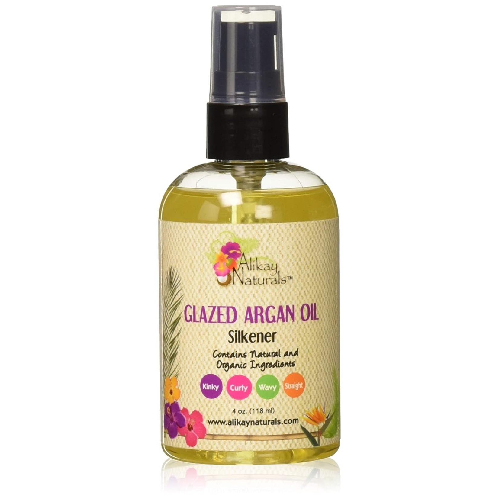 Alikay Natural Glazed Argan Oil Silkener