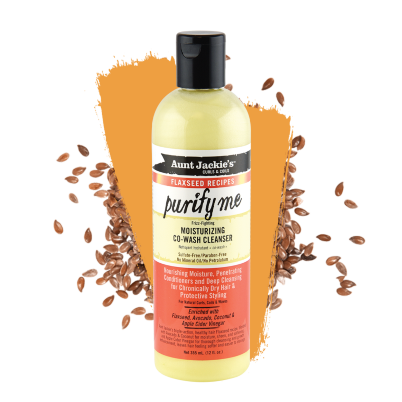 Aunt Jackie's Aunt Jackie's Flaxseed  Purify Me