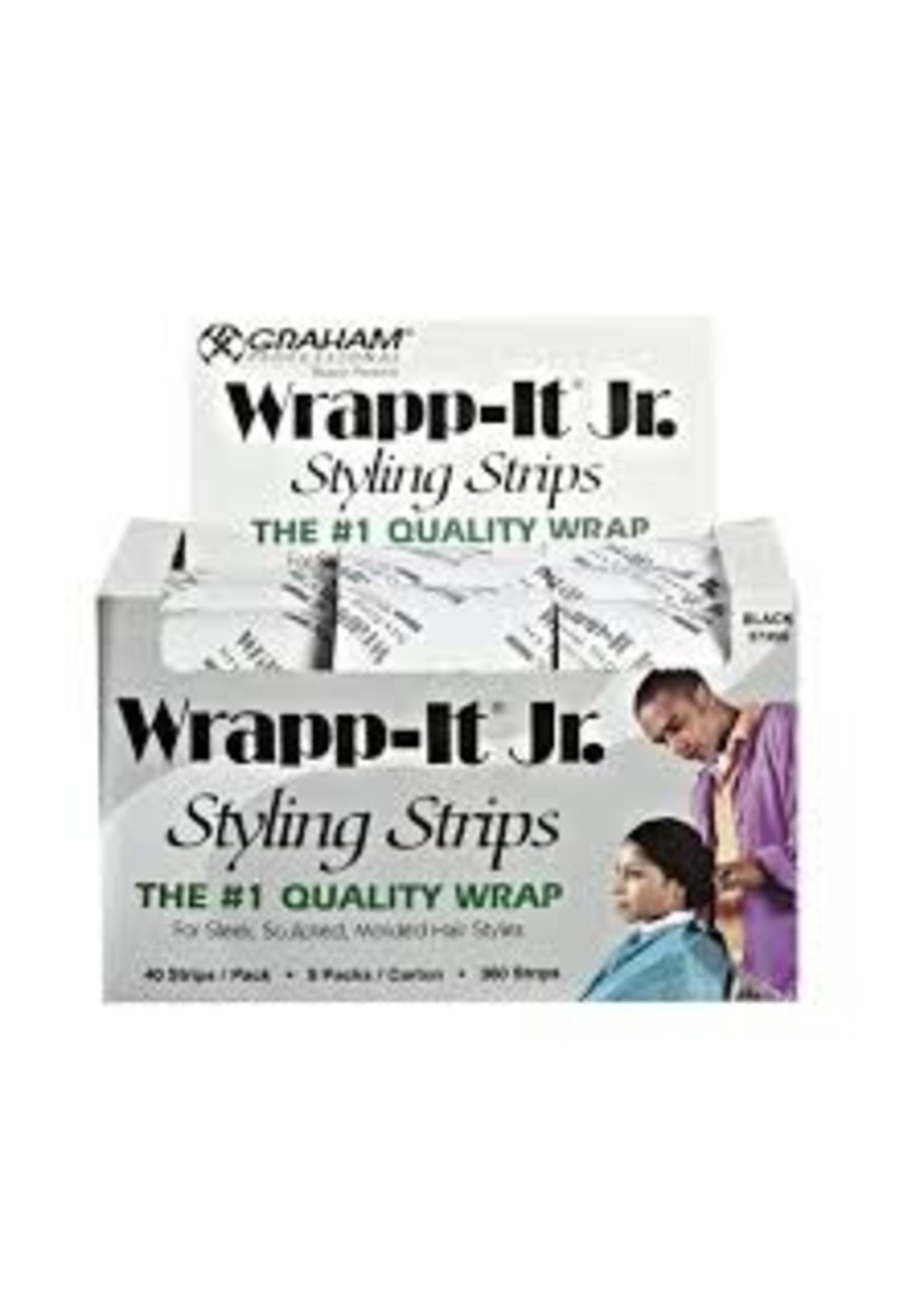 Graham Beauty Wrapp-It Jr Styling Strips
