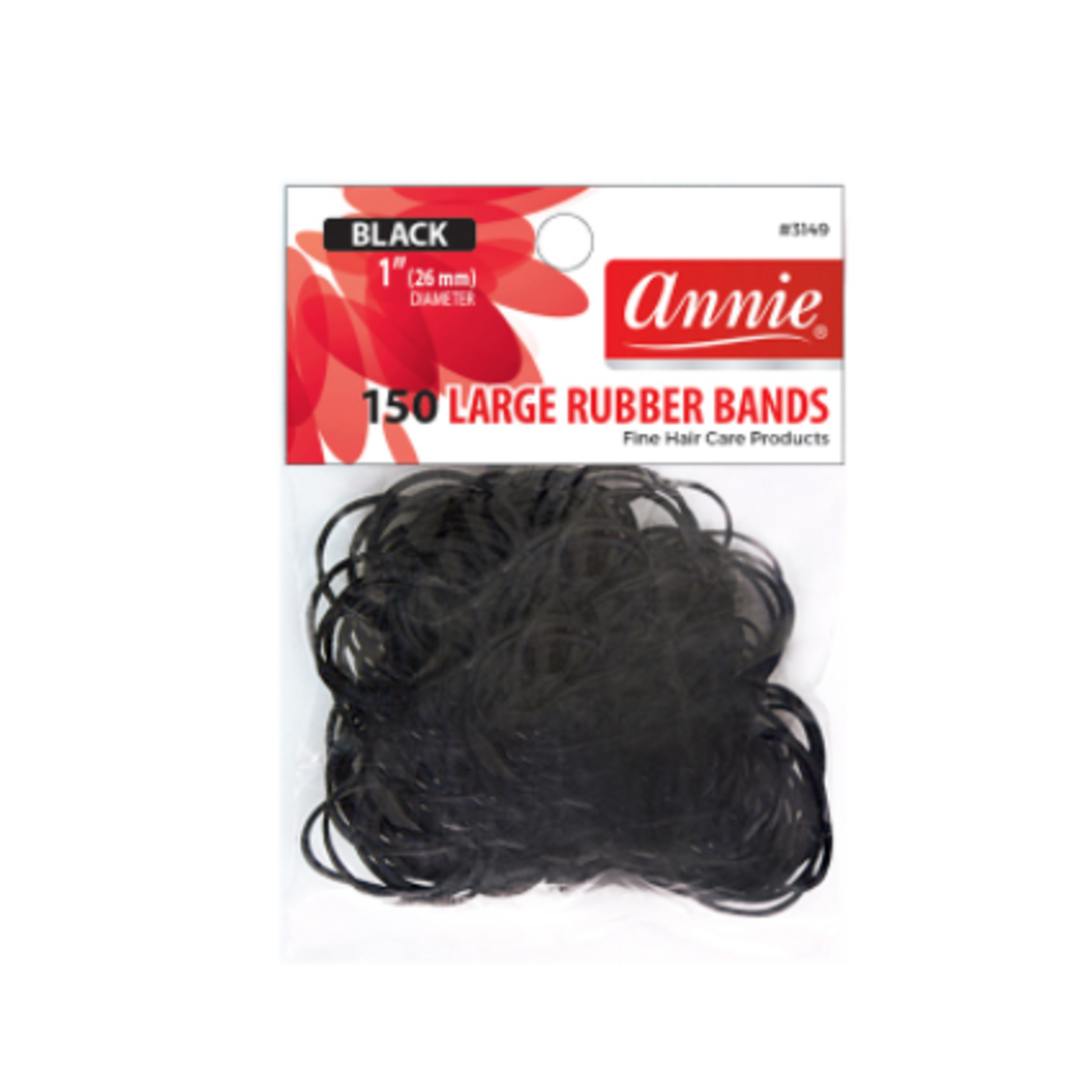 Annie 150 Large Rubber Bands