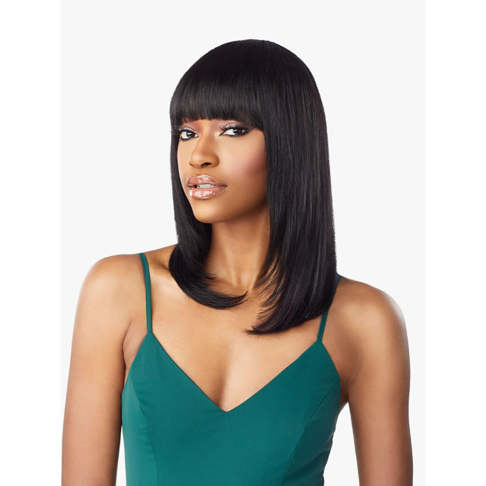 "Sensationnel 10A Lace Straight 18"" Virgin Human Hair"