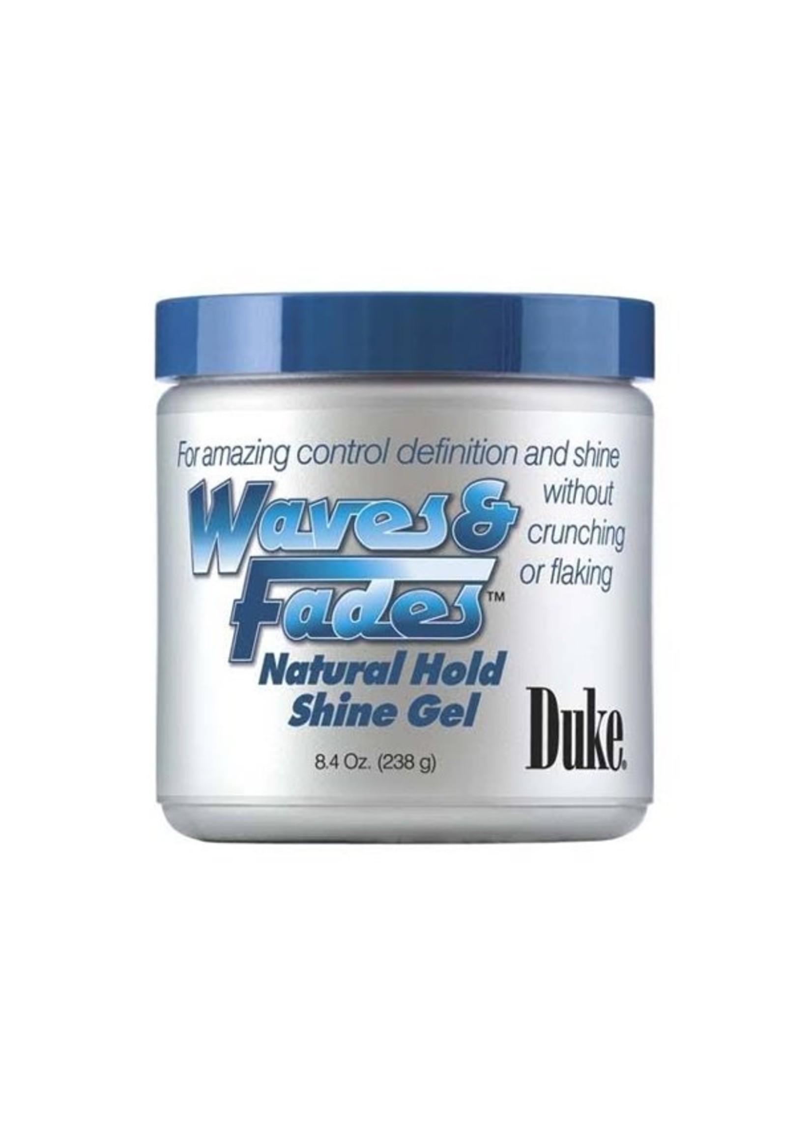 Duke Waves & Fades Hold Shine Gel