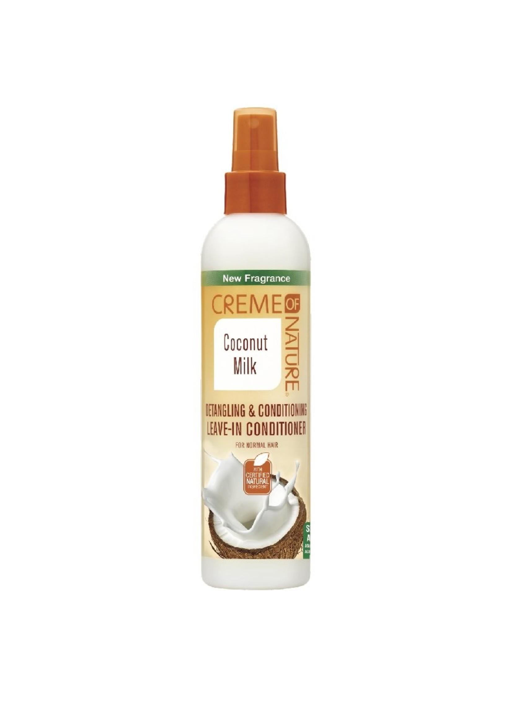 Creme of Nature CON Coconut LVI