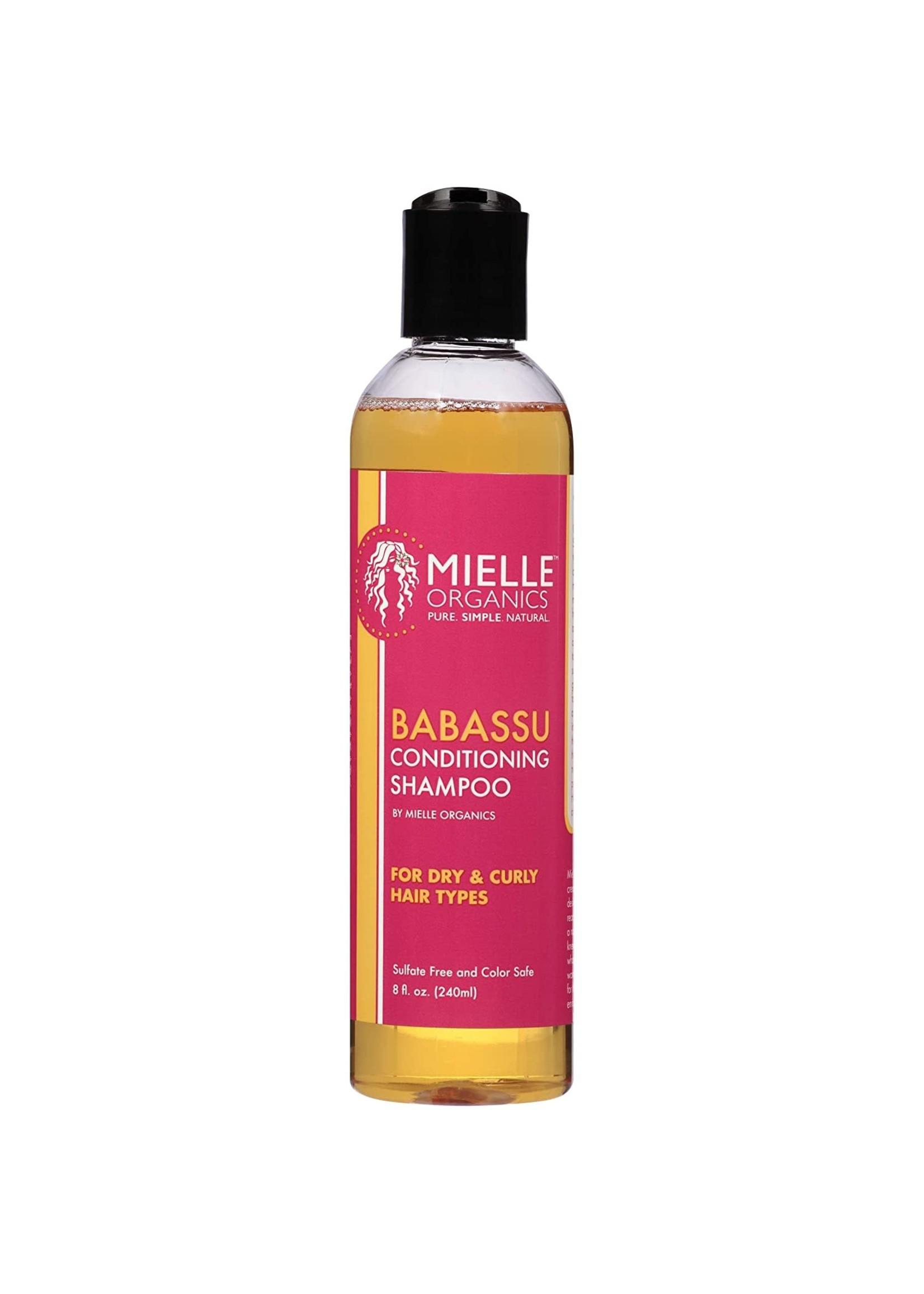 Mielle Babassu Conditioner & Shampoo