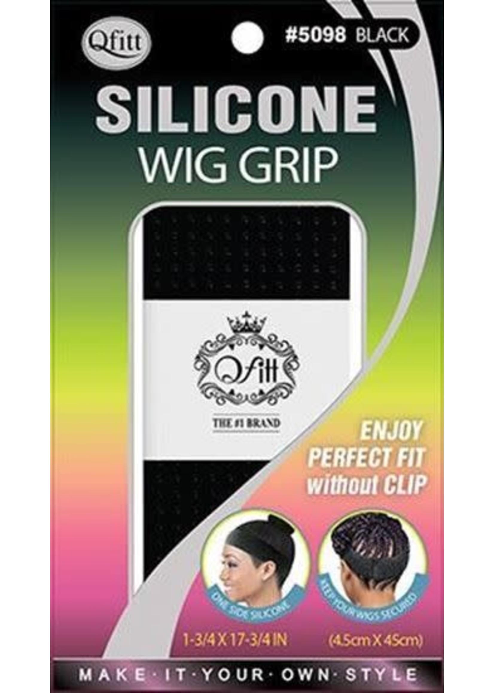 M&M Headgear Silicone Elastic Wig Grip