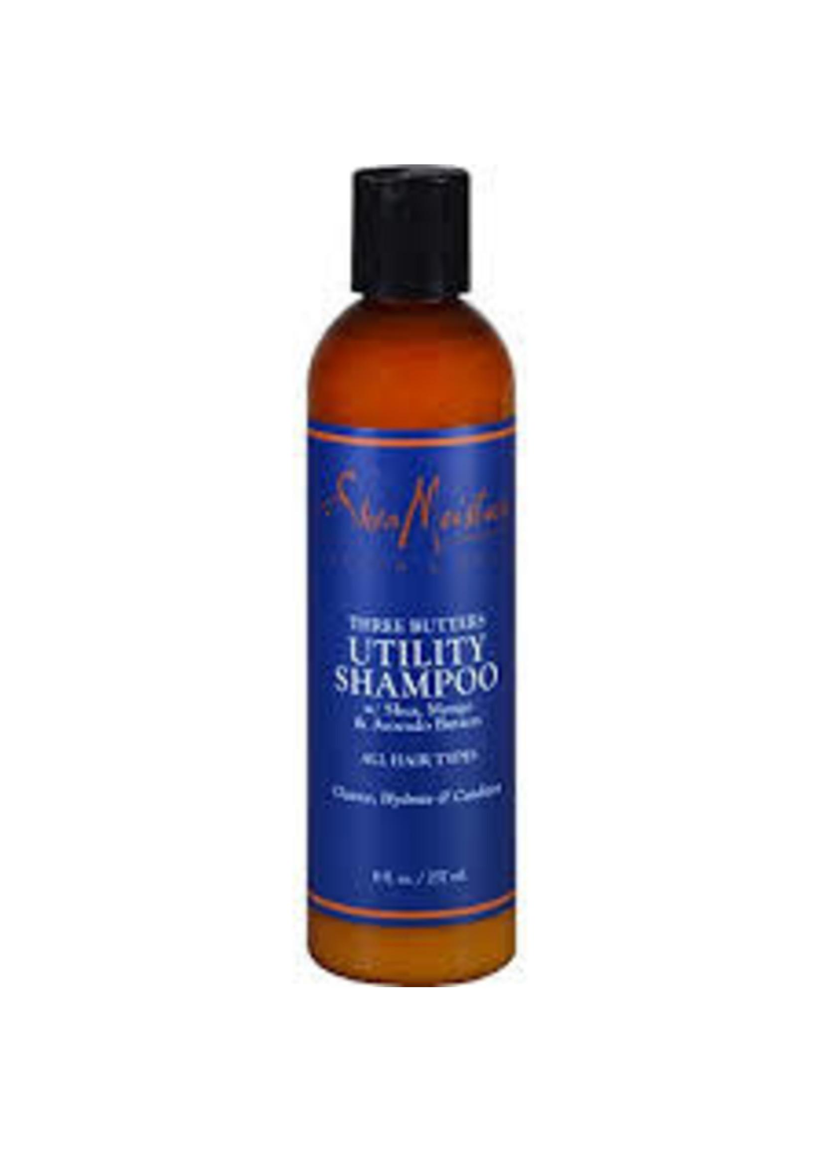 Shea Moisture Three Butters Utility Shampoo