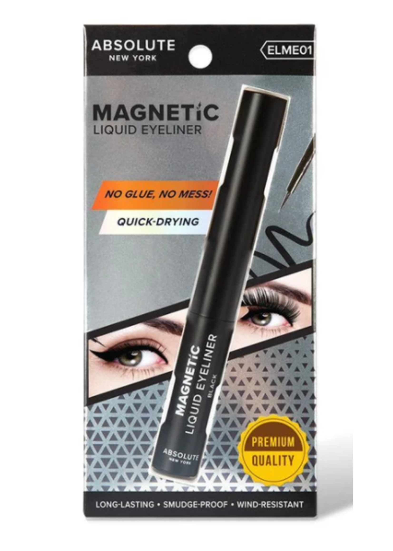 Absolute New York Magnetic Liquid Eyeliner