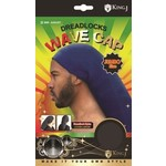 King J Dreadlocks Wave Camp Jumbo Black