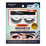 Absolute New York Magnetic Lash &  Liner Set
