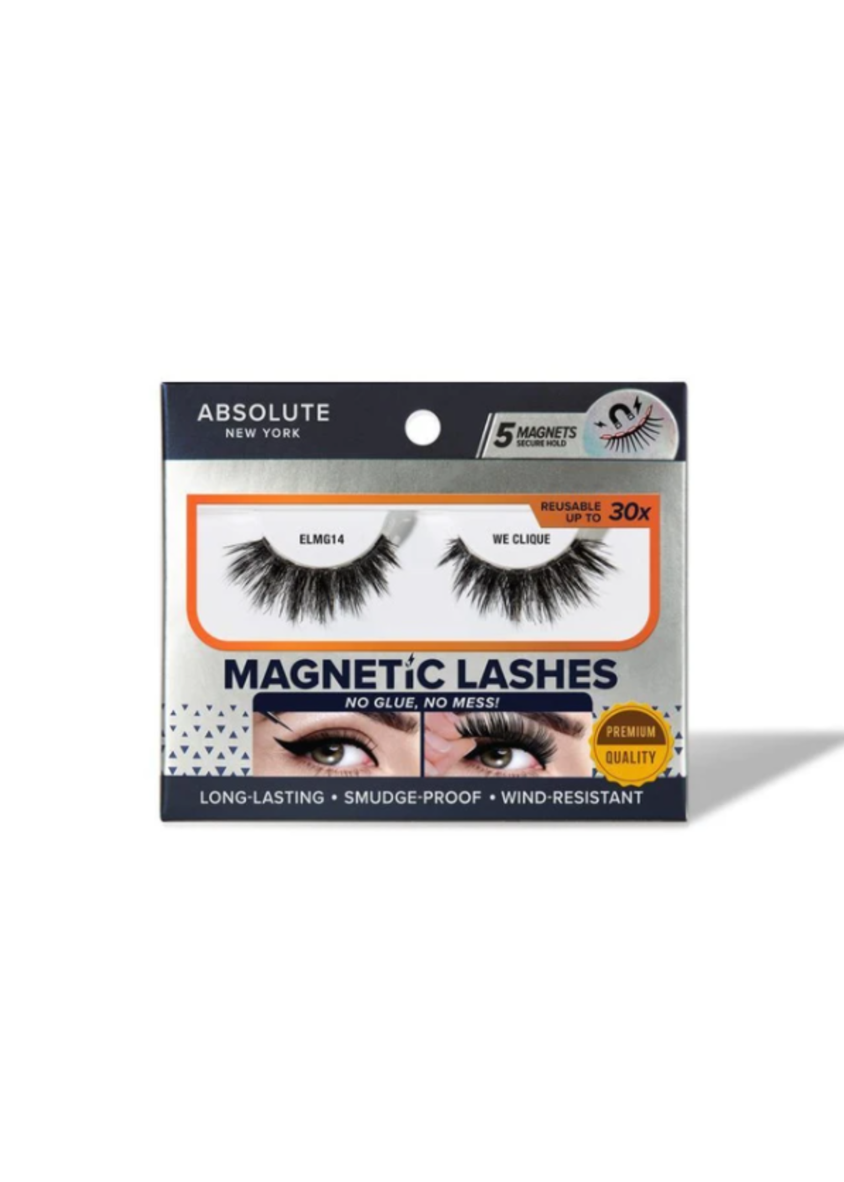 Absolute New York Magnetic Lashes