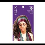Lux by Qfitt Silky Satin Edge Band