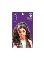 Lux by Qfitt Assorted Silky Satin Edge Band