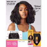 """S Curl Textured Clip Ins - """"Boss Lady"""""""