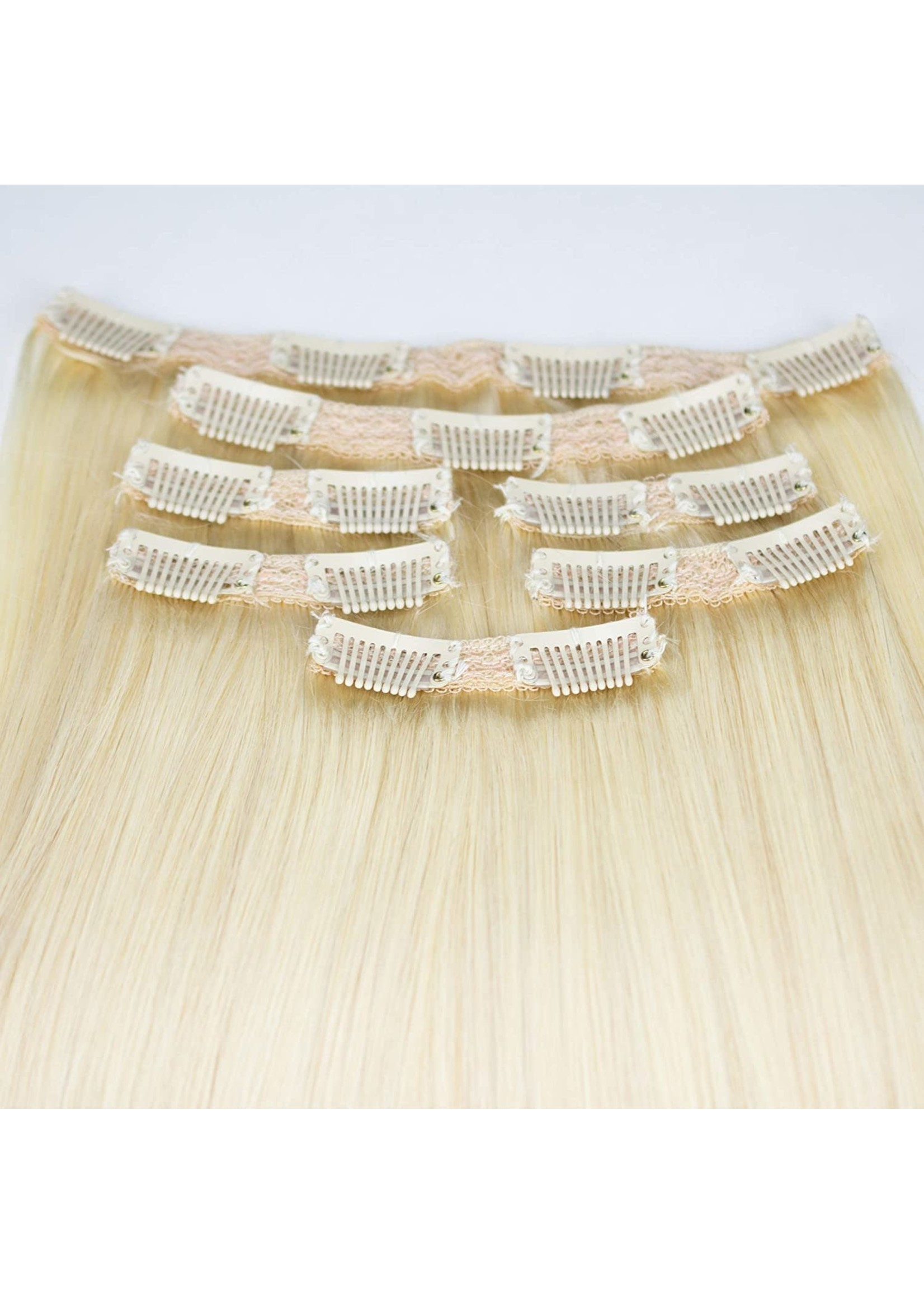 """Hair Couture Clip & Go Express Extensions Remy Hair 18"""""""
