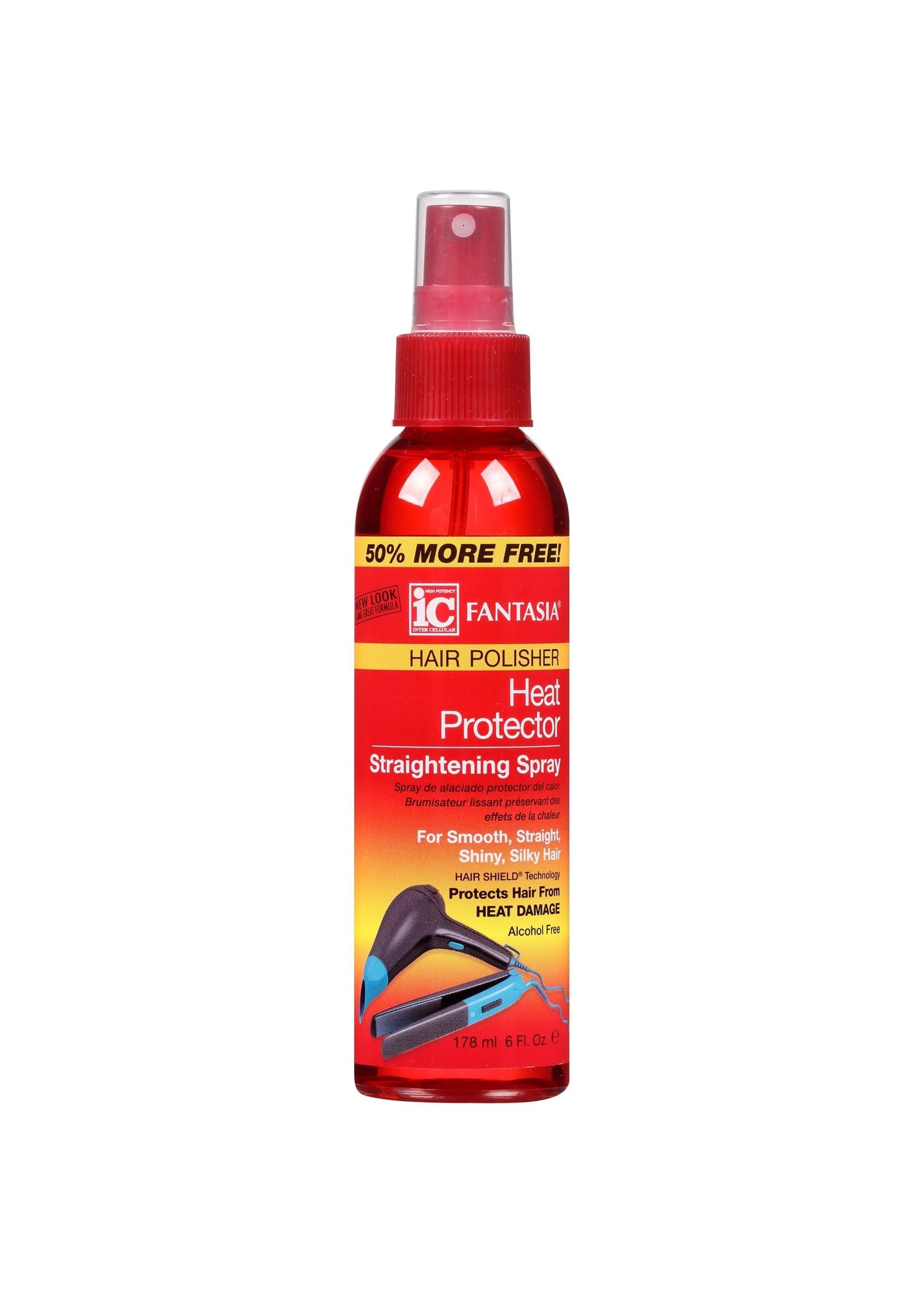 IC Fantasia Heat Protector Straight Spray