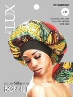 Lux by Qfitt Assorted Luxury Silky Satin Bonnet