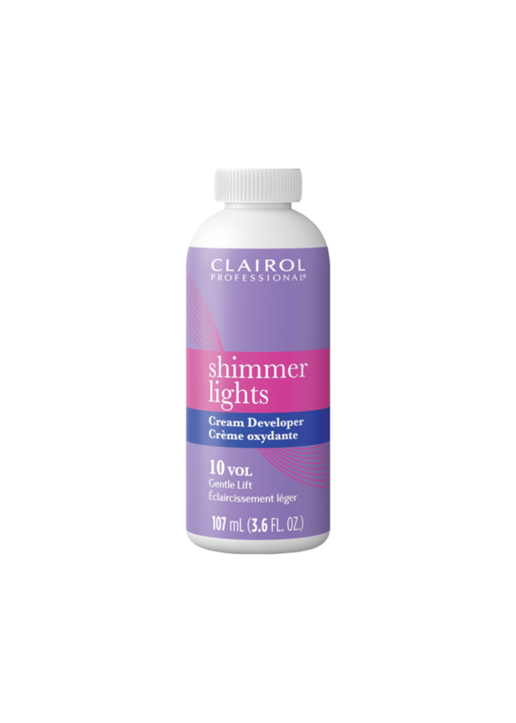 Clairol Professional Shimmer Lights 10 V Cream Developer