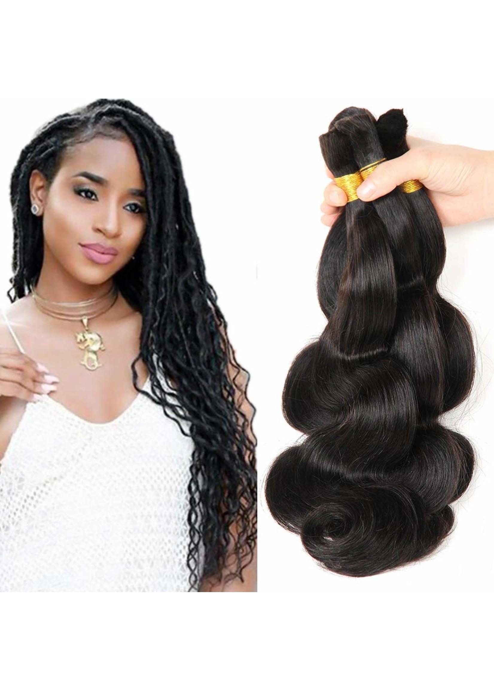 Seaux Amour Body Wave Human Hair Bulk *Pre-Order*