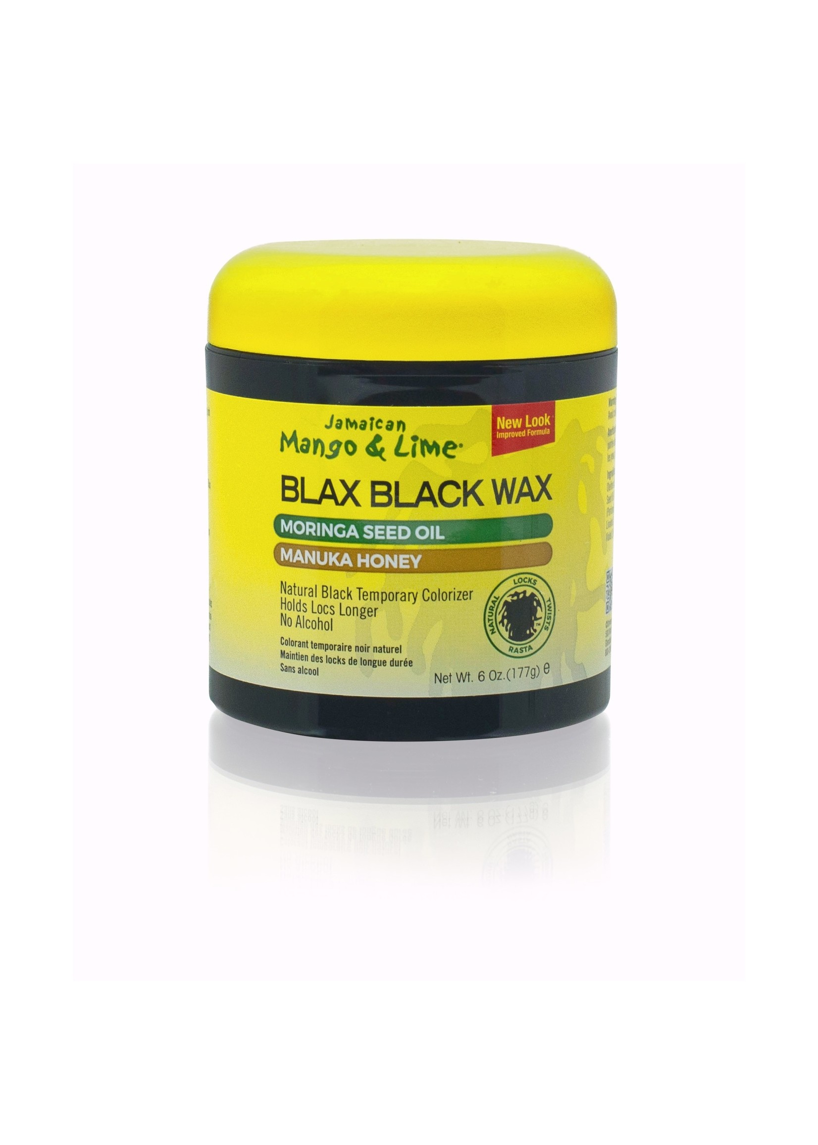 Jamaican Mango & Lime Blax Black Wax