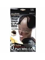 Qfitt U-Part Wig Cap Side Part