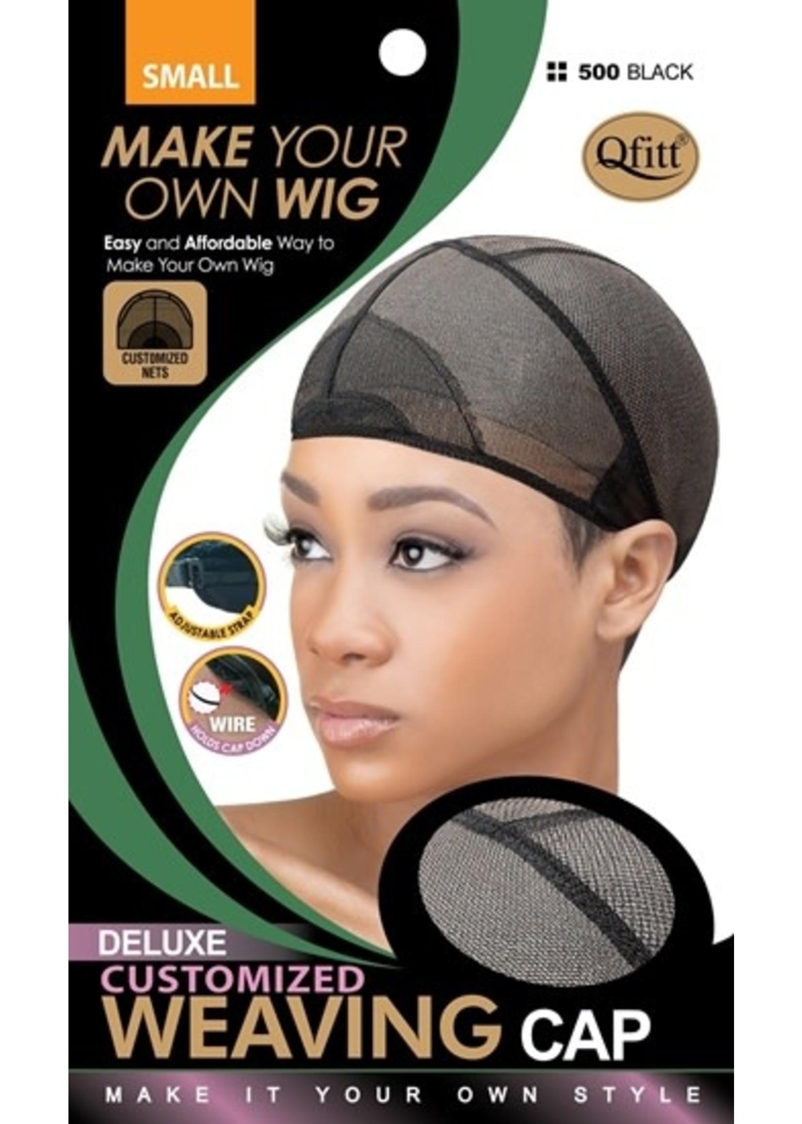 Qfitt Deluxe Customized Weaving Cap XL