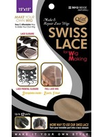 Qfitt Swiss Lace for Wig Making