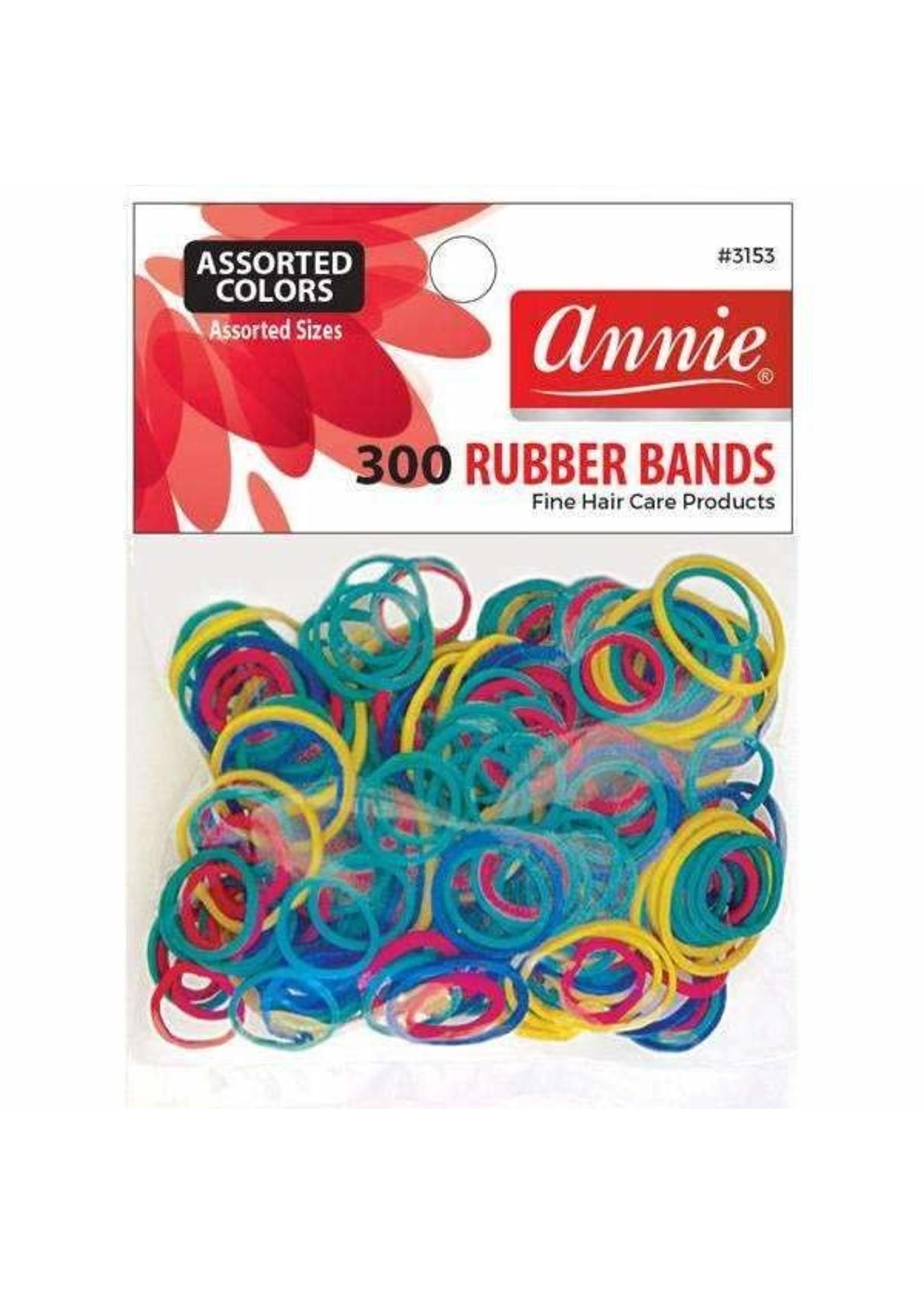 Annie 300 Rubber Bands