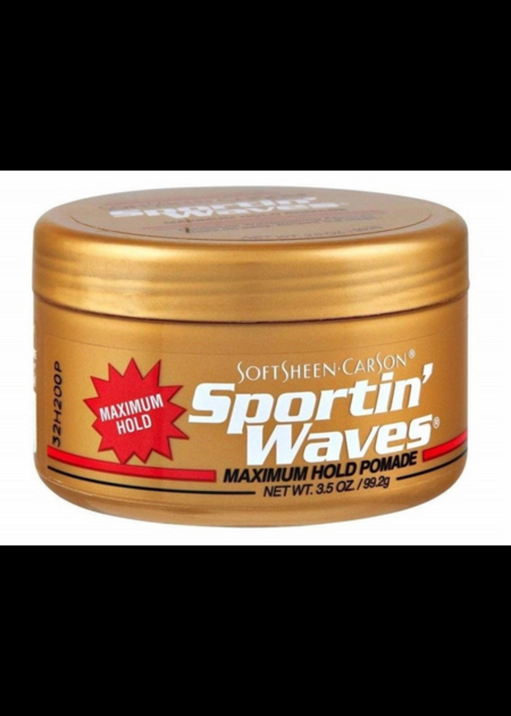 Sportin Waves Maximum Hold