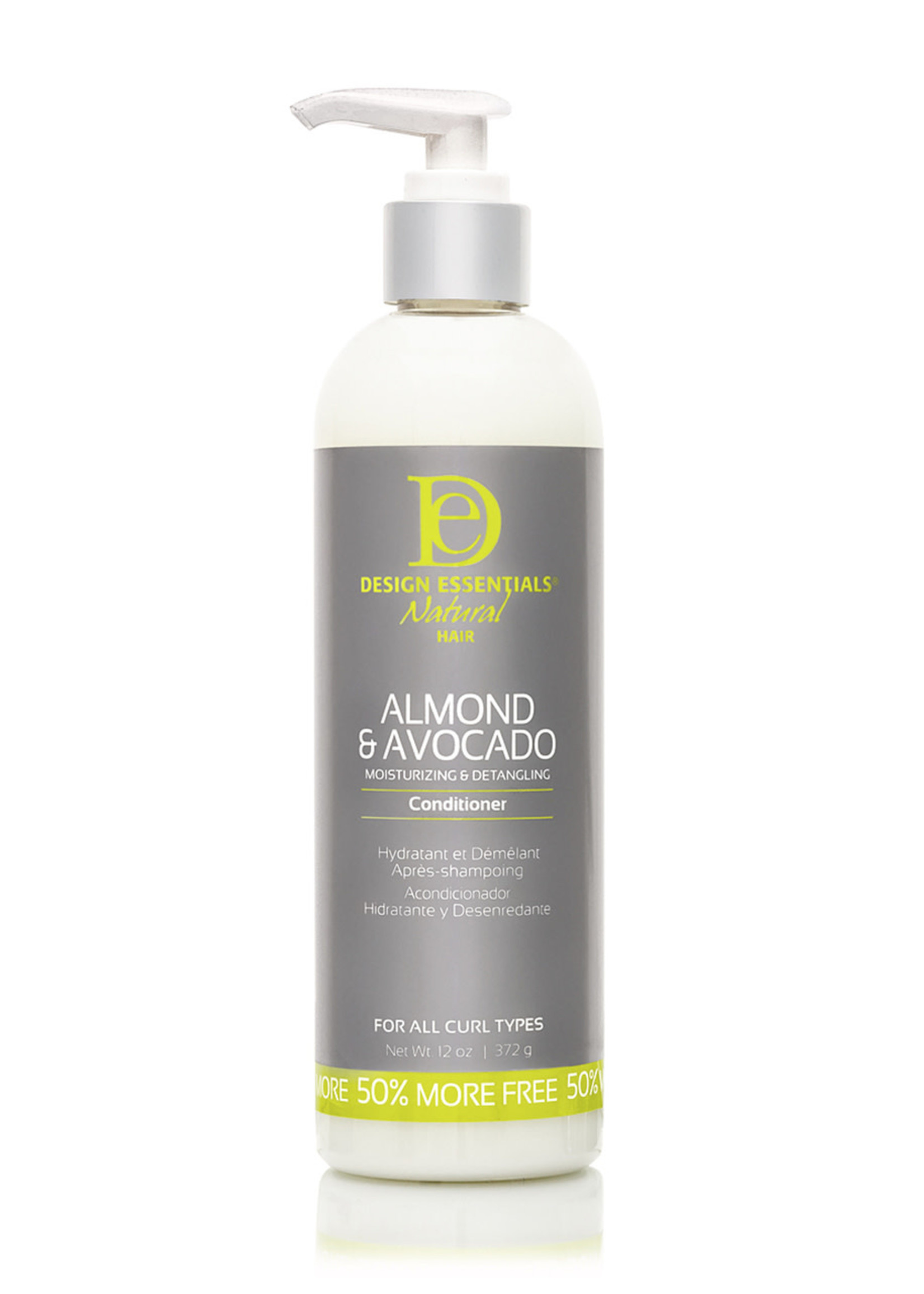 Design Essentials Almond & Avocado Conditioner