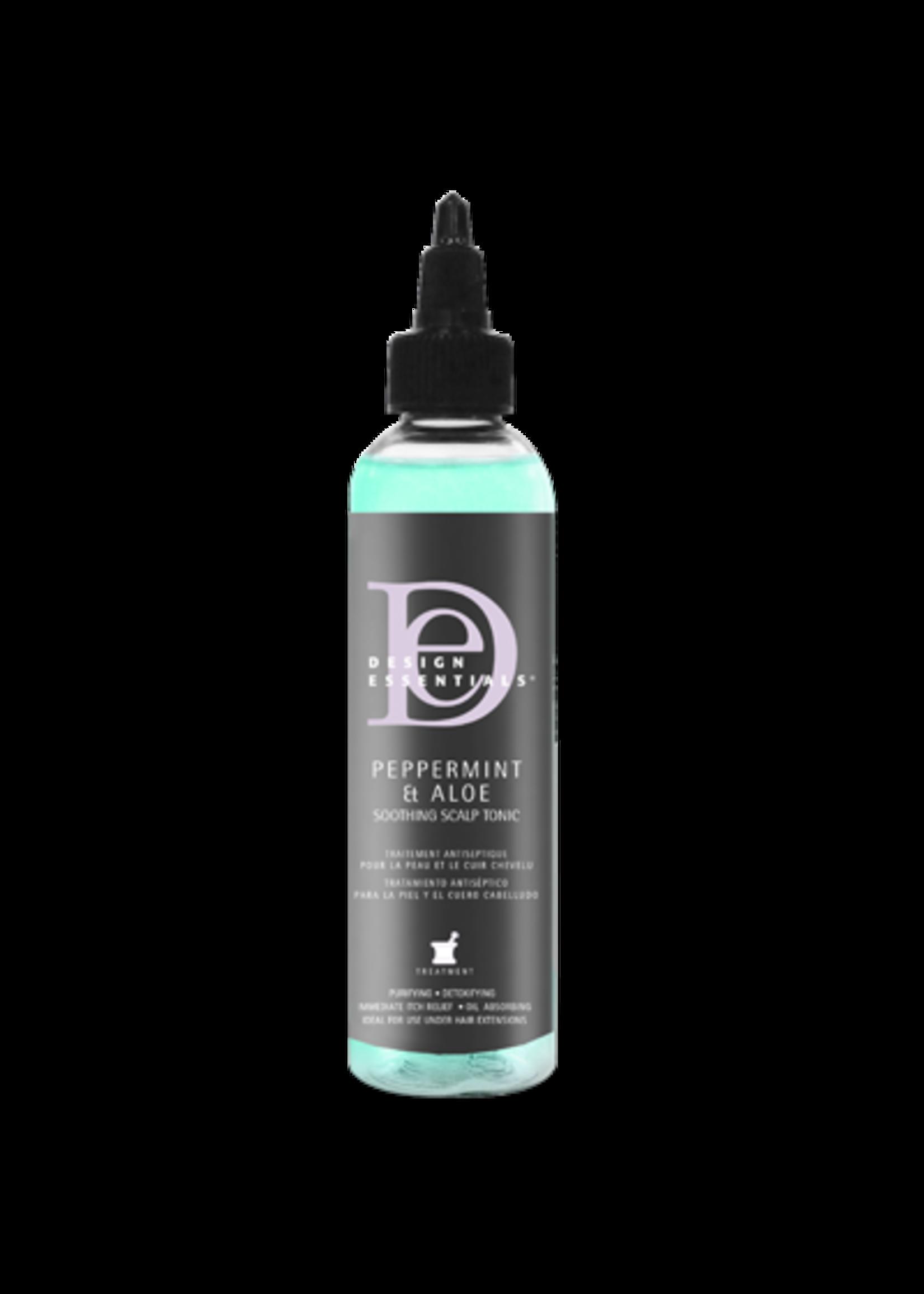 Design Essentials Peppermint & Aloe Scalp Tonic