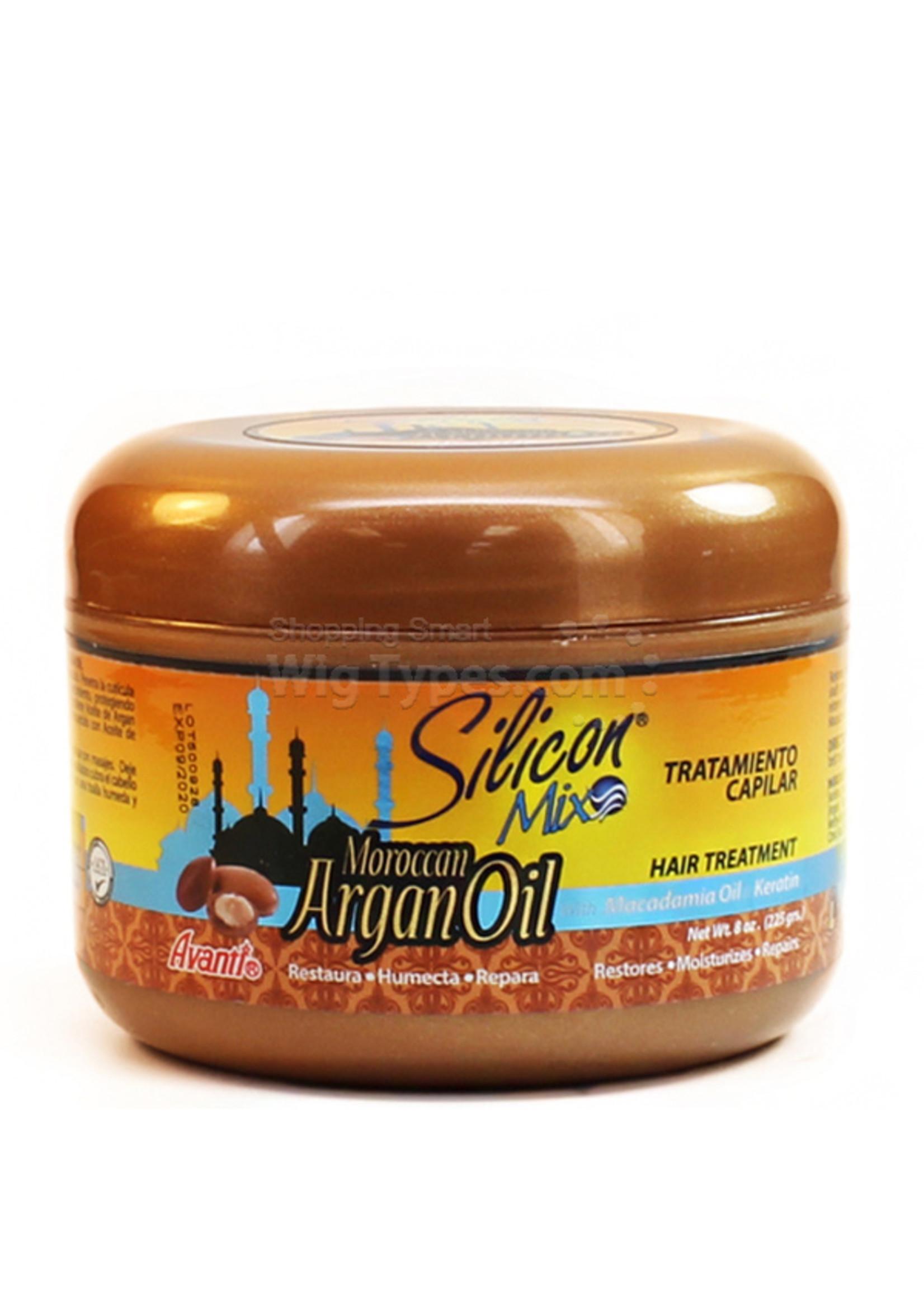 Silicon Mix Moroccan Argan Oil Silicon Mix Hair Treatment