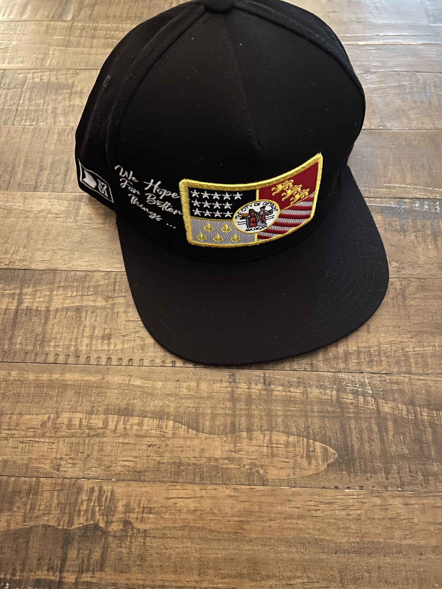 THE BETTER THINGS SNAPBACK