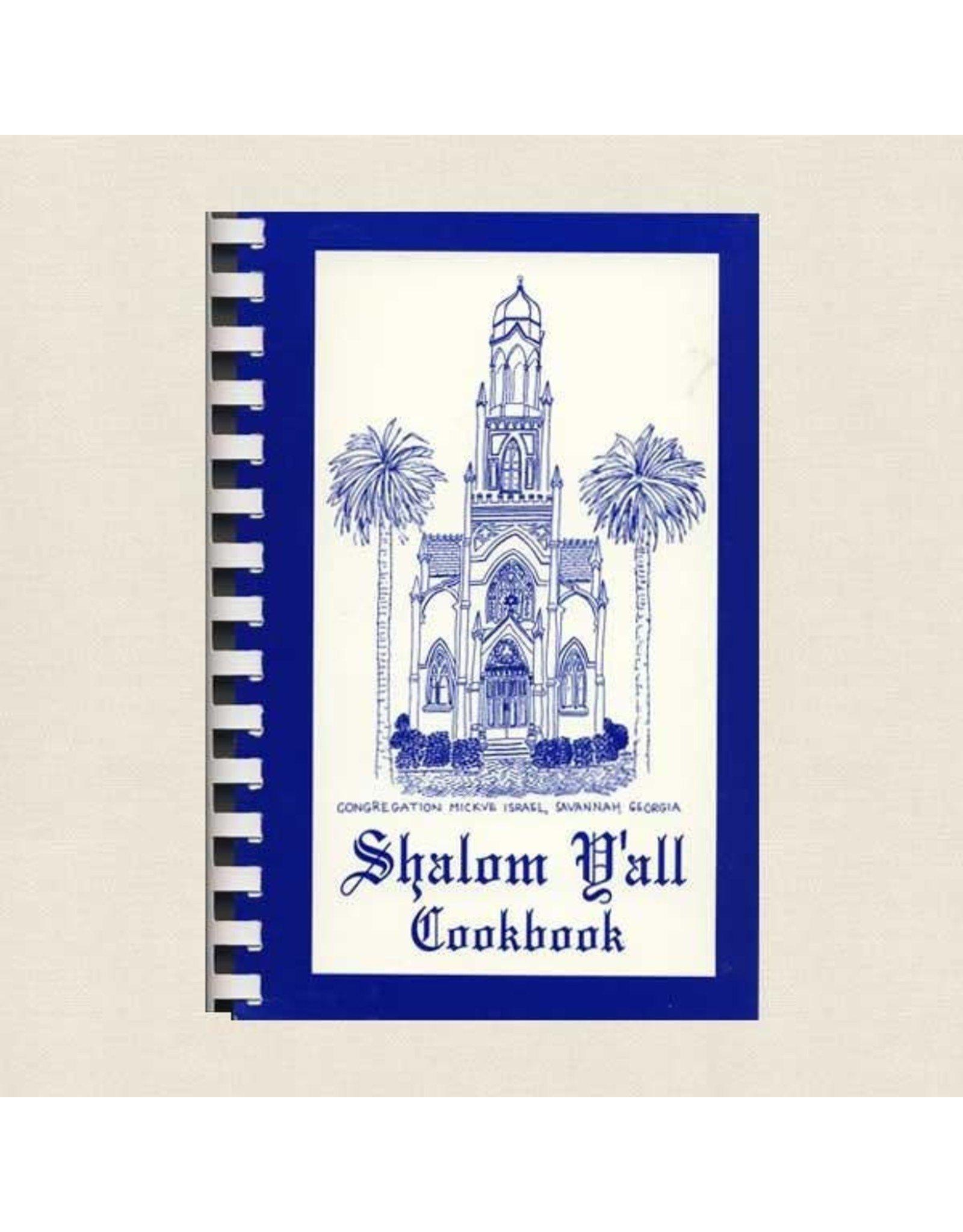 Shalom Y'all Cookbook