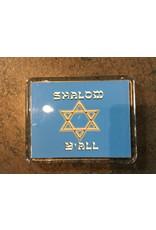 Magnet, Shalom Y'all acrylic