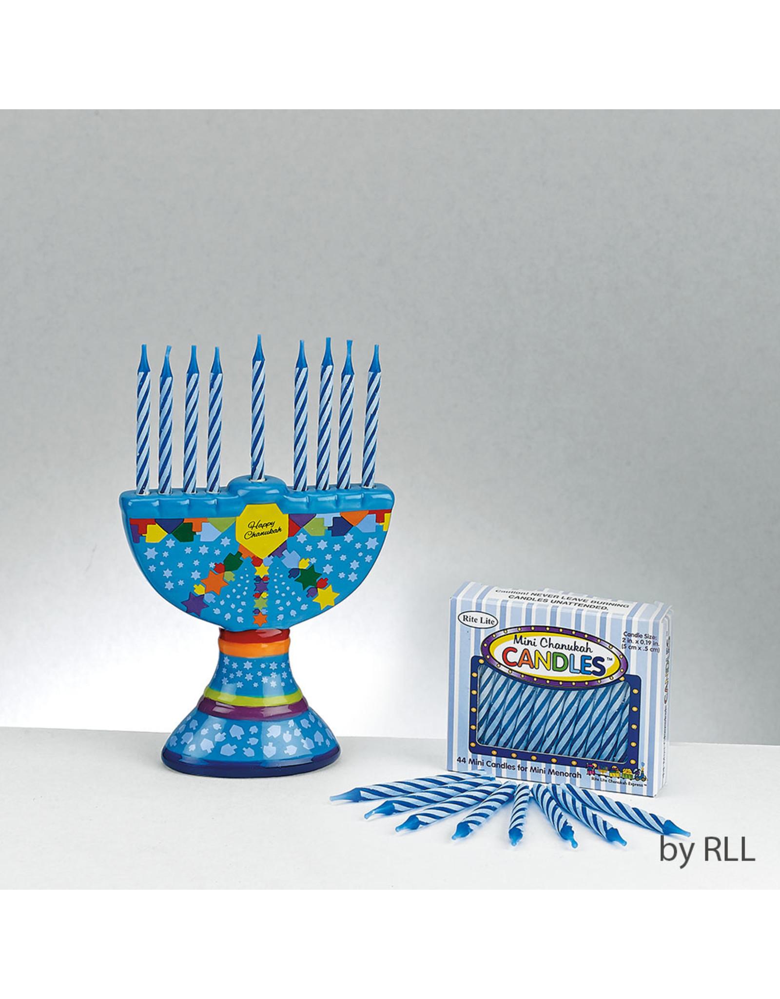 Menorah Mini Set / 44 candles